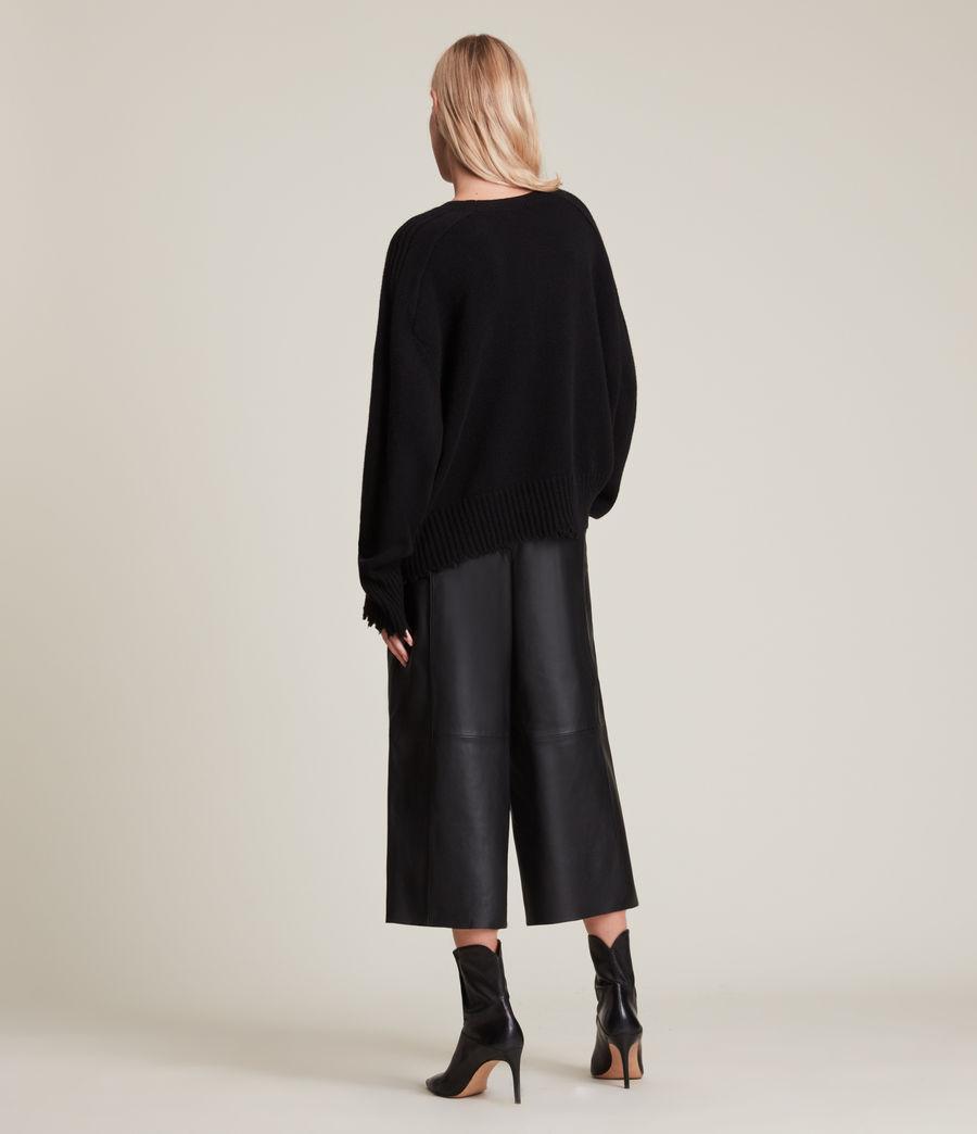 Damen Leah Culottes (black) - Image 4