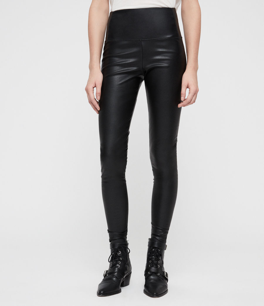 Womens Cora Leggings (black) - Image 1