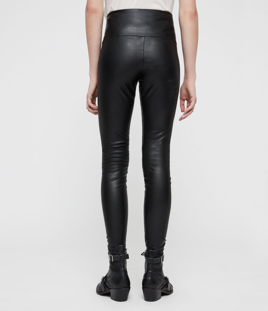 Womens Cora Leggings (black) - Image 6