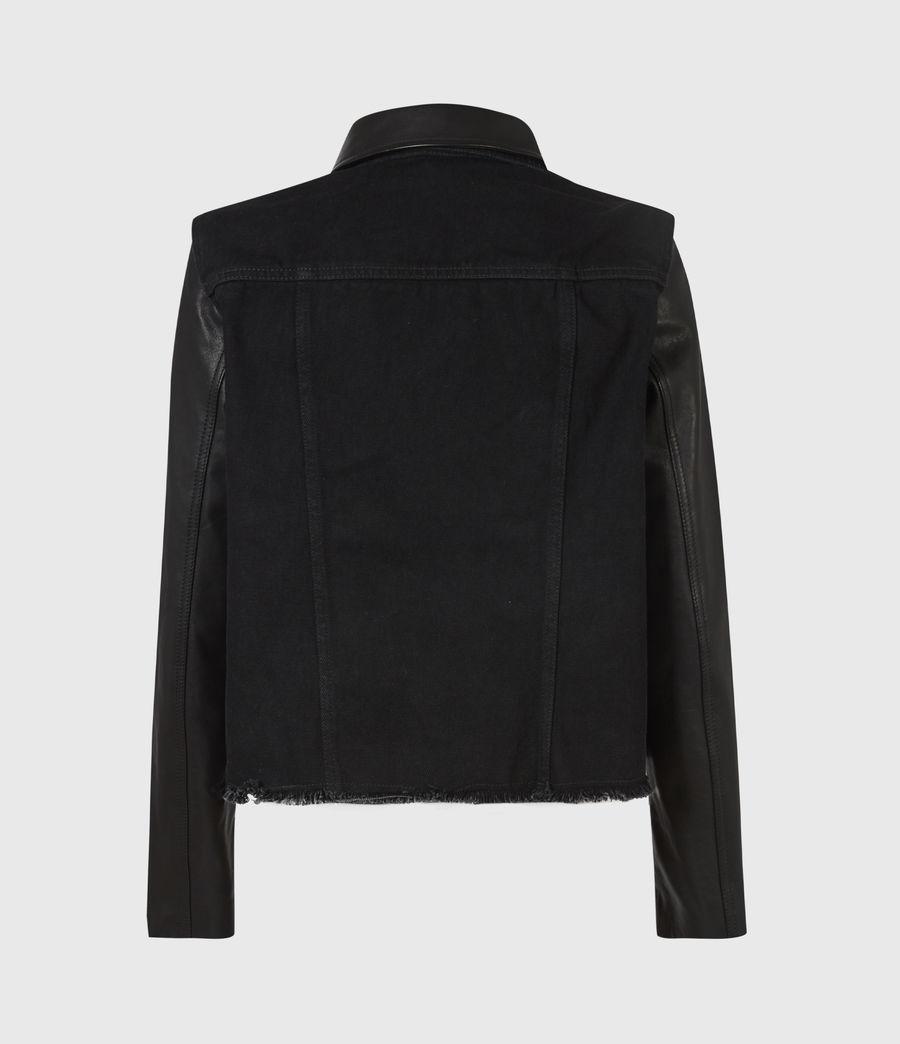 Damen Zayn Biker Jacket (black) - Image 3