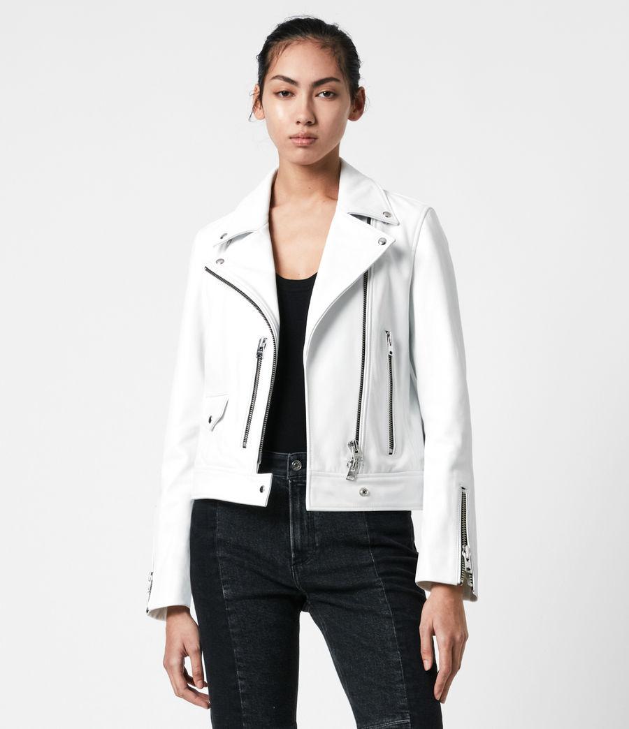 Femmes Perfecto Suki (white) - Image 1