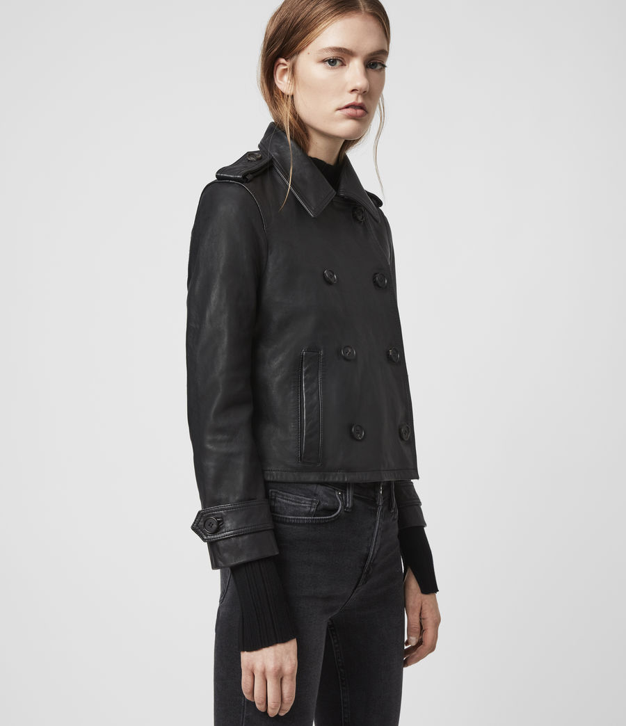 Damen Trae Jacket (black) - Image 4