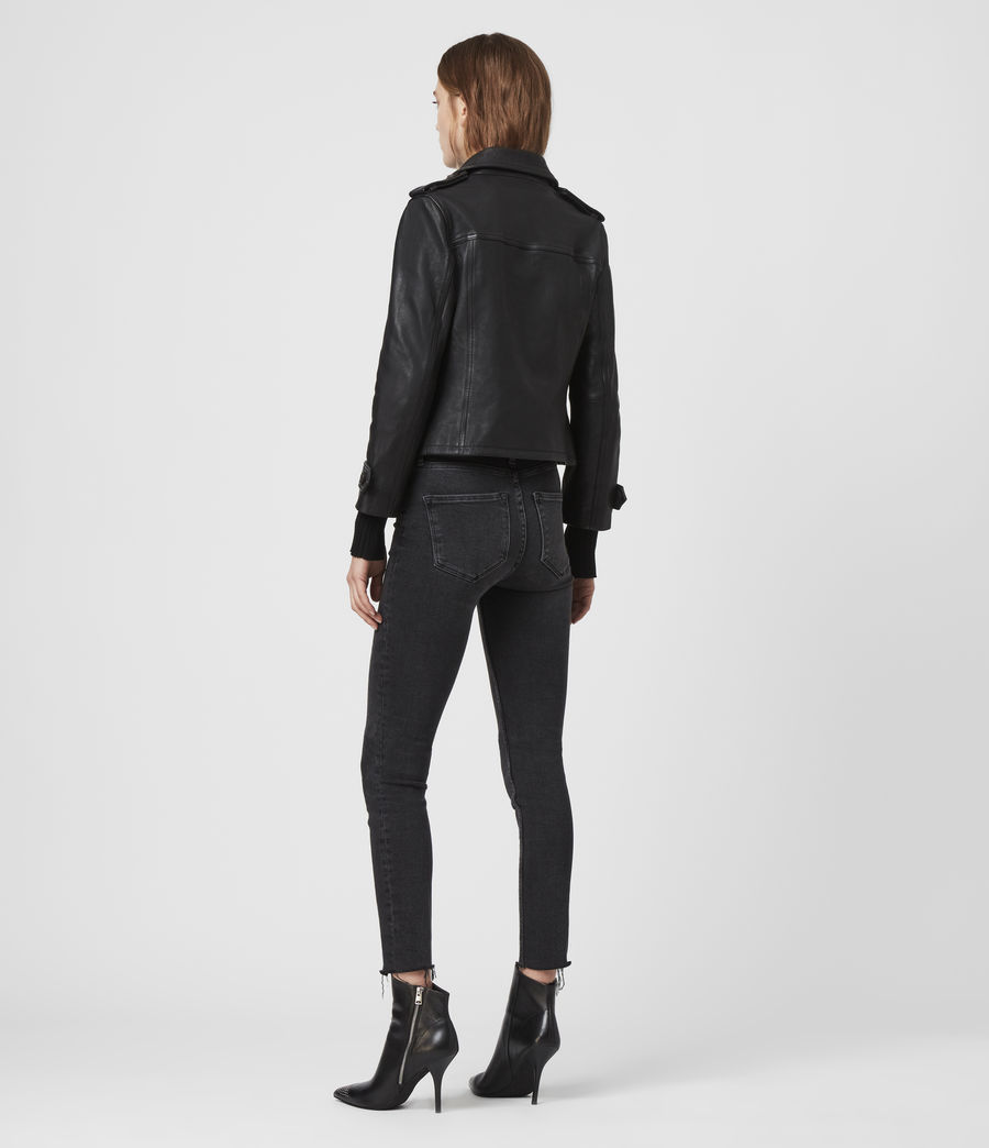 Damen Trae Jacket (black) - Image 6