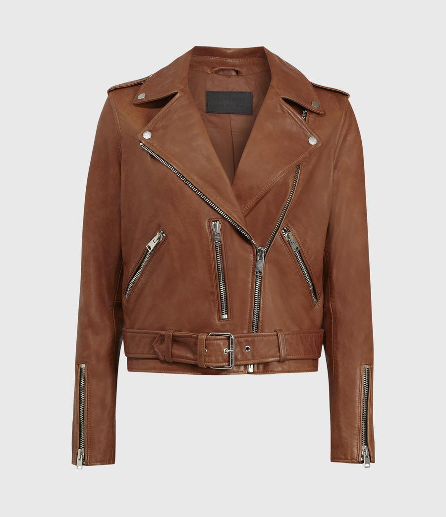 올세인프 가죽재킷 가을 아우터 바이커 재킷