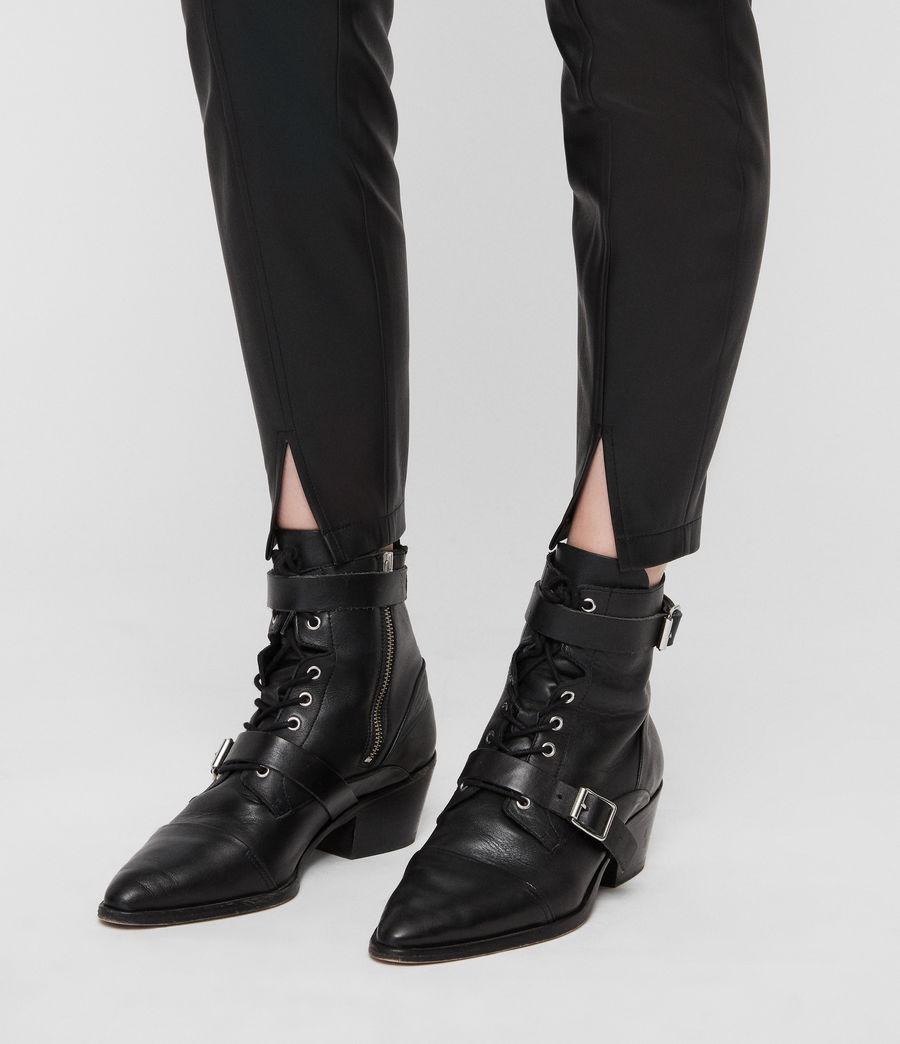 Women's Lark Leggings (black) - Image 2