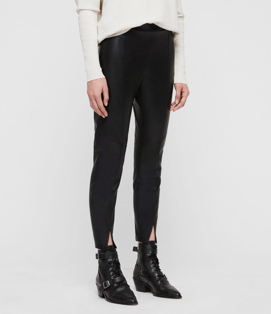 Women's Lark Leggings (black) - Image 4