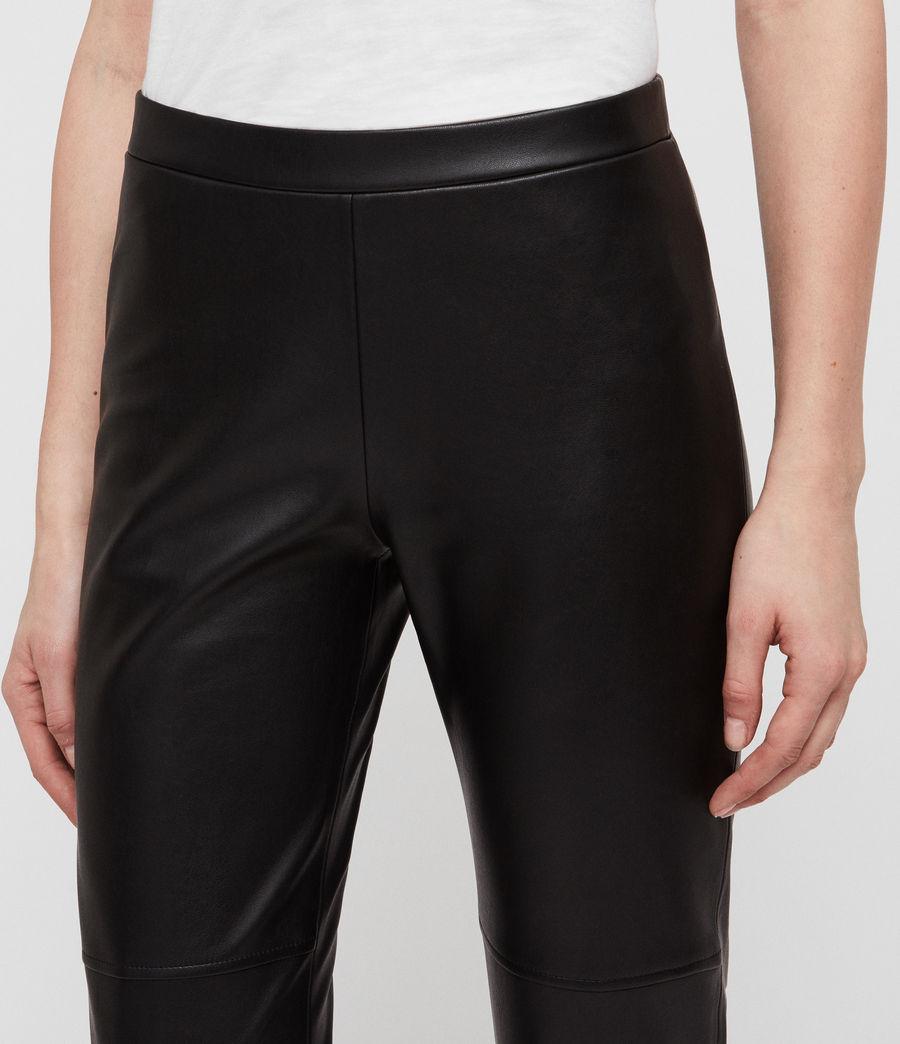 Women's Koby Leggings (black) - Image 4