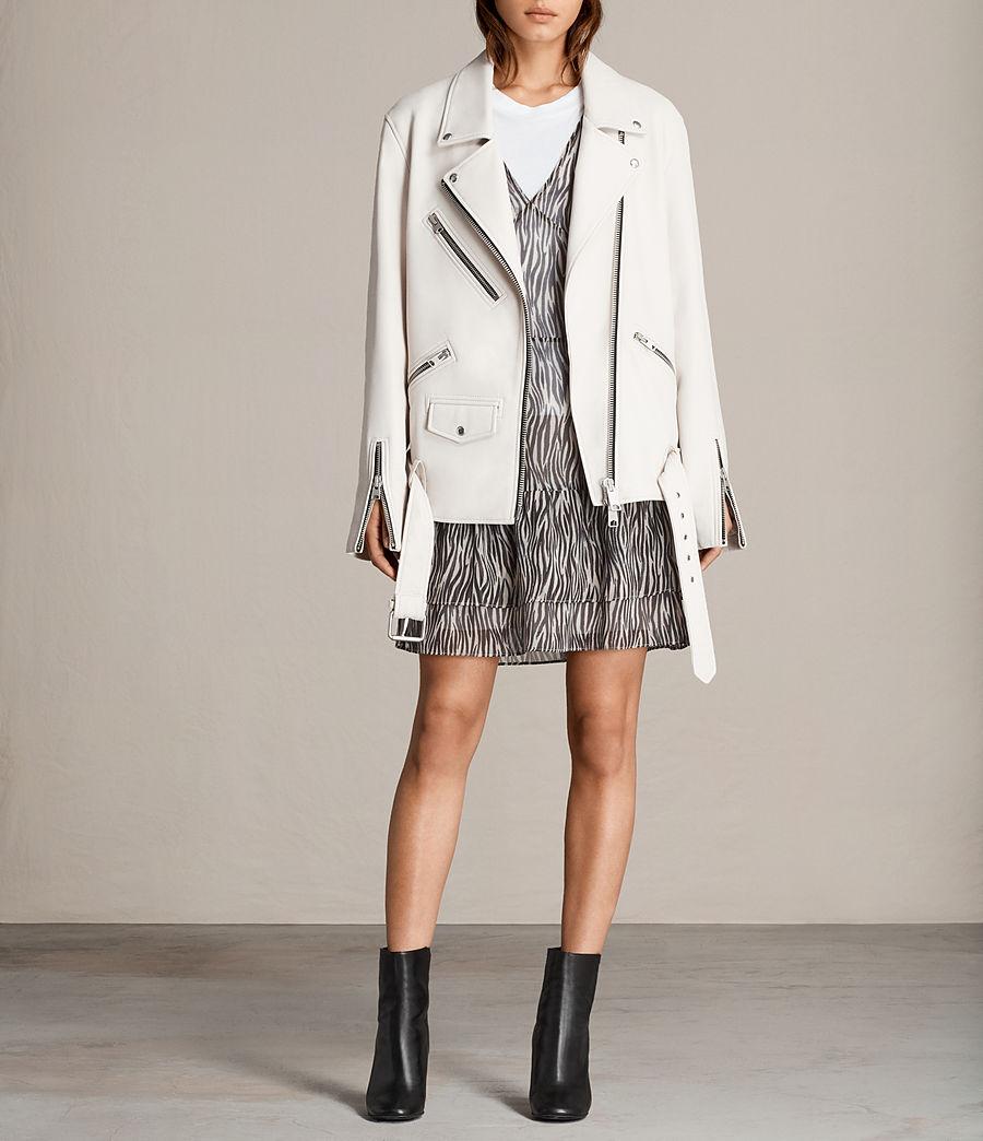 Femmes Perfecto Oversize (white) - Image 1