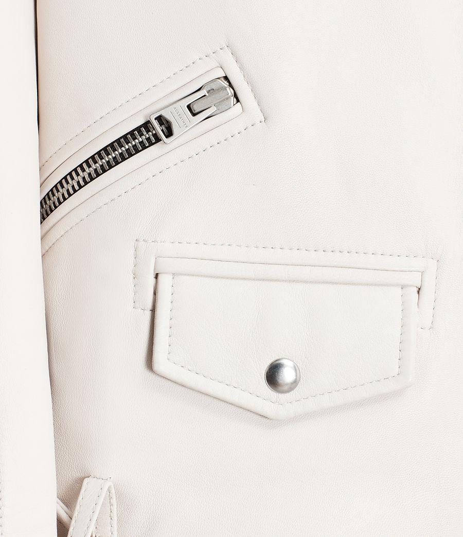 Femmes Perfecto Oversize (white) - Image 2