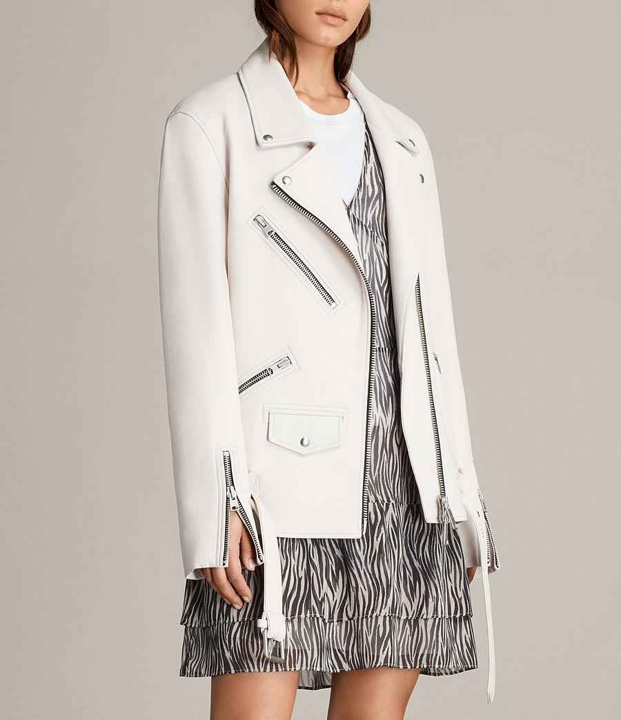 Femmes Perfecto Oversize (white) - Image 3
