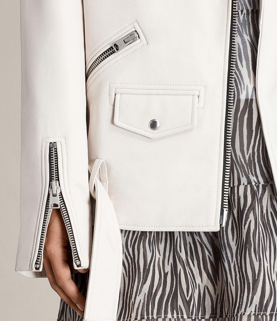 Femmes Perfecto Oversize (white) - Image 4