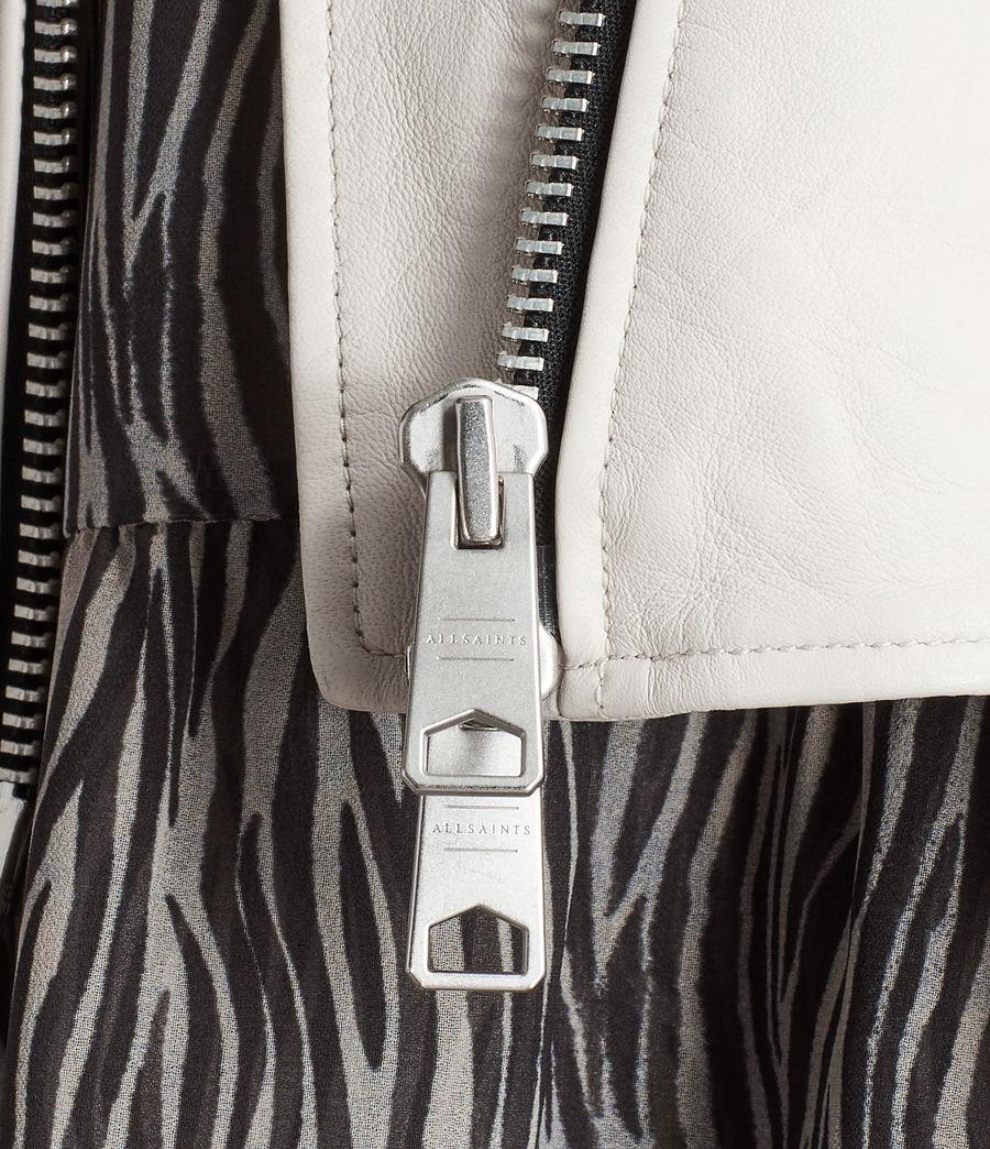 Femmes Perfecto Oversize (white) - Image 5
