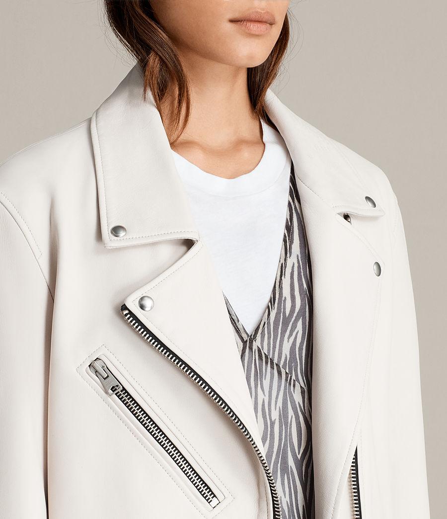 Femmes Perfecto Oversize (white) - Image 6