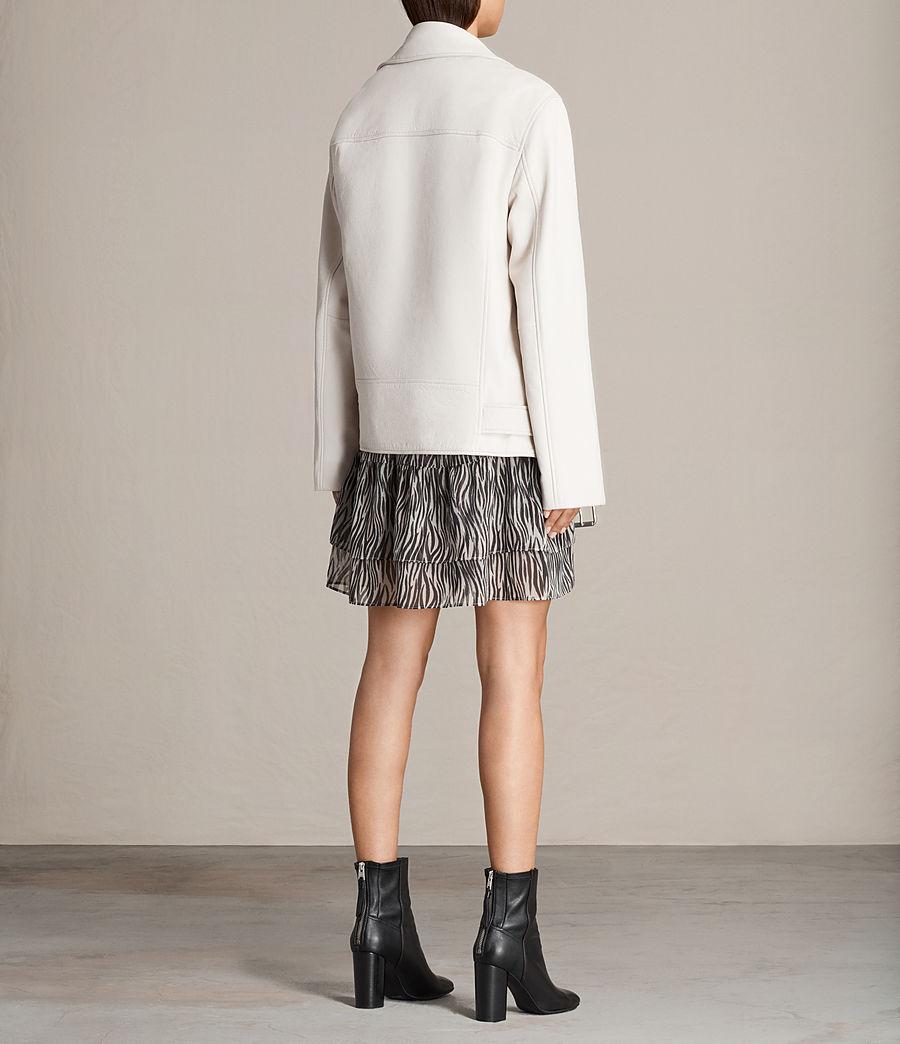 Femmes Perfecto Oversize (white) - Image 8