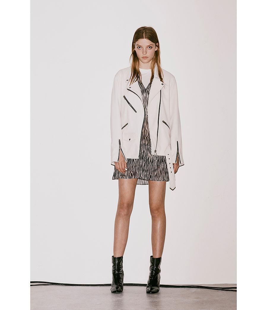 Femmes Perfecto Oversize (white) - Image 9