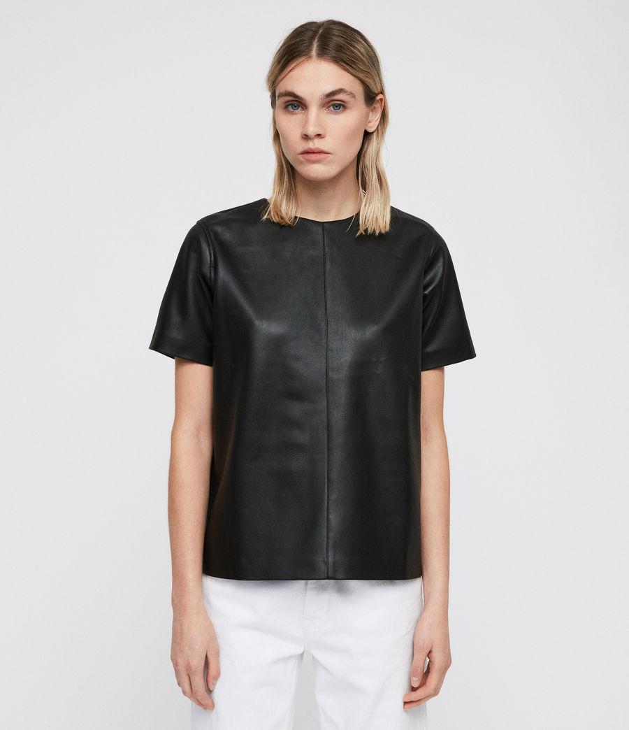 Women's Taylor T-Shirt (black) - Image 1