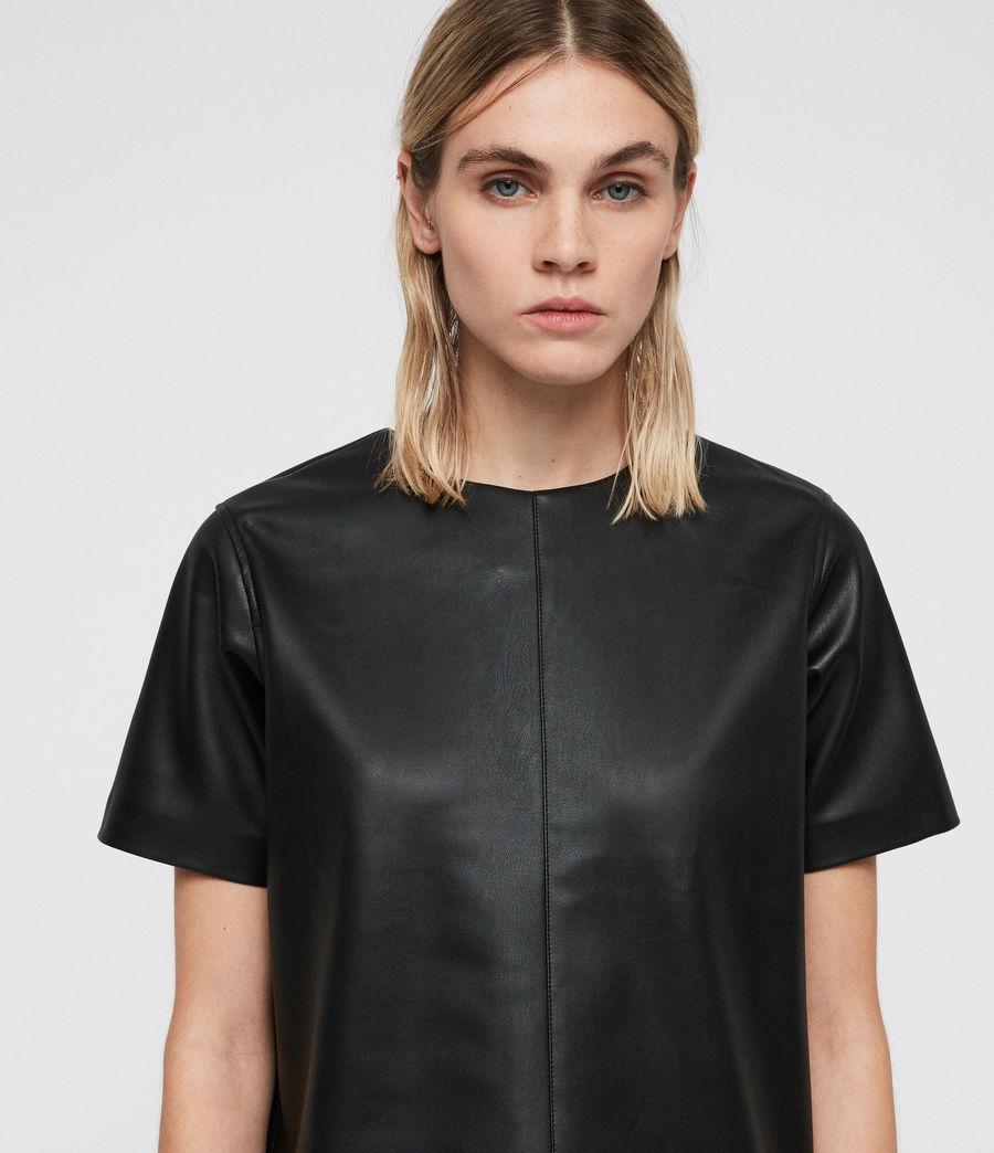 Women's Taylor T-Shirt (black) - Image 2