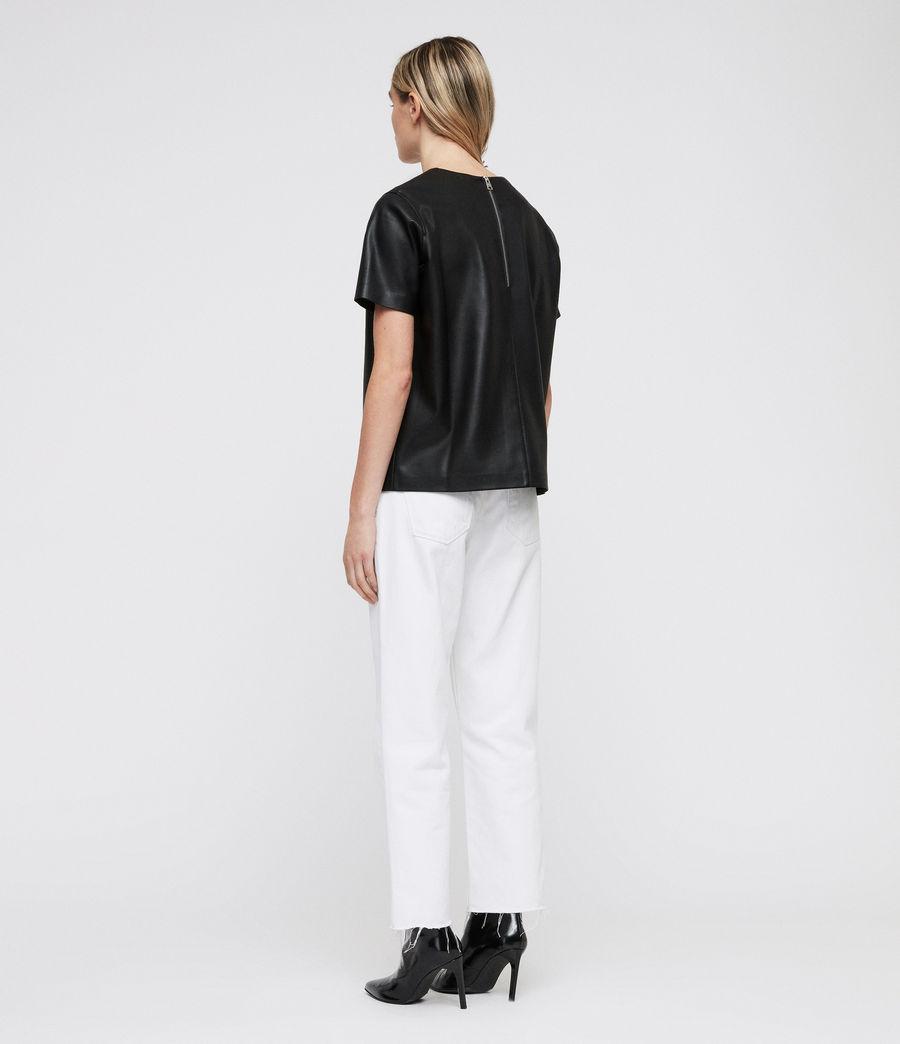 Women's Taylor T-Shirt (black) - Image 5