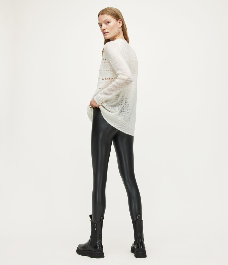 Womens Cora Leggings (black) - Image 5