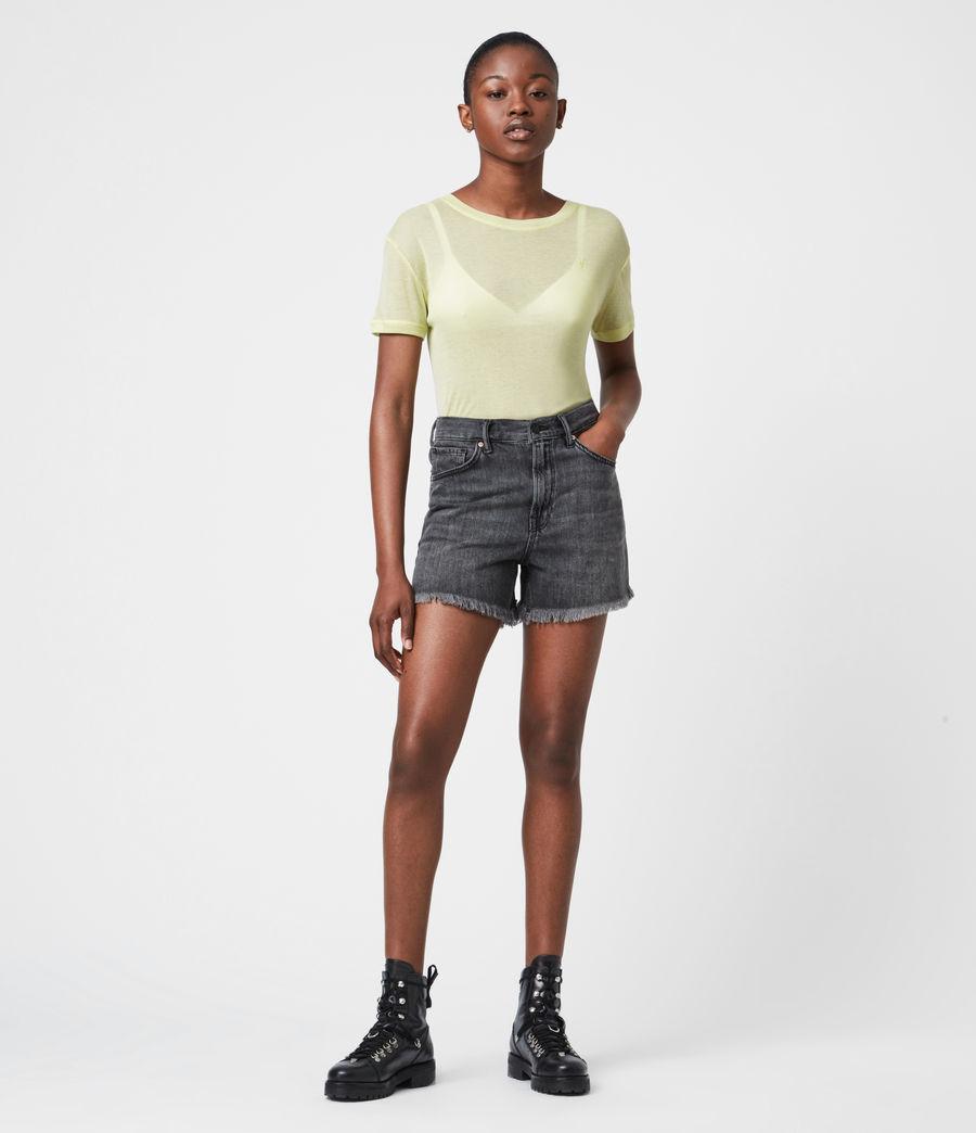 Women's Francesco T-Shirt (chalk_white) - Image 1