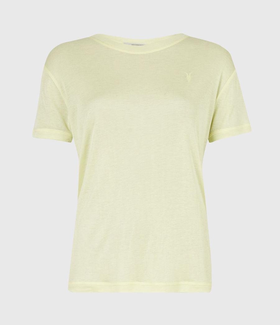 Women's Francesco T-Shirt (chalk_white) - Image 2