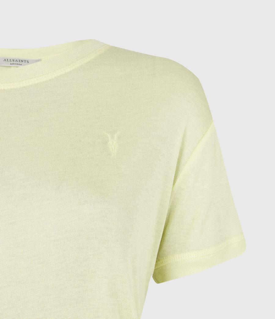 Women's Francesco T-Shirt (chalk_white) - Image 4