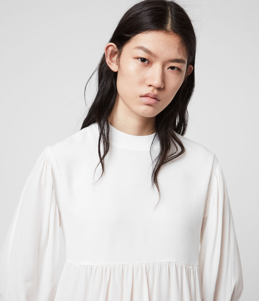 Damen Fayre Top (chalk_white) - Image 1