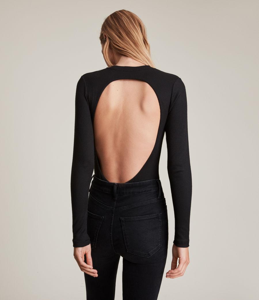 Femmes Molly Bodysuit (black) - Image 1