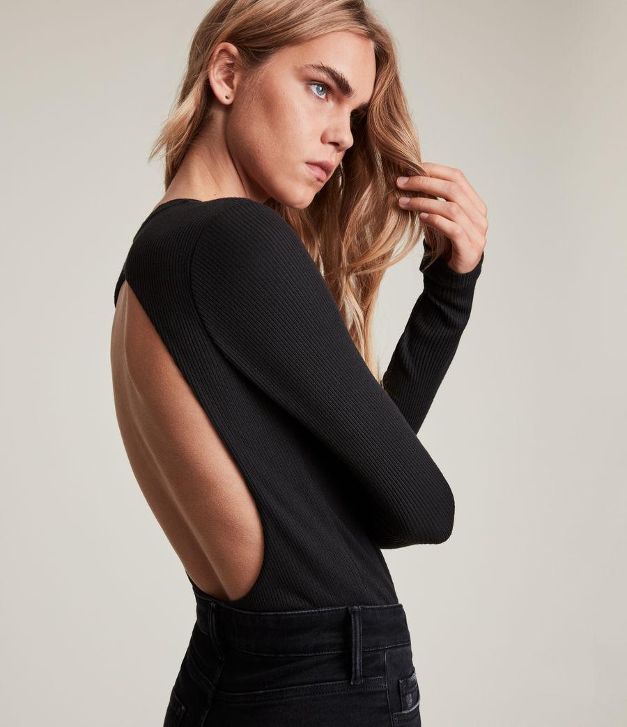 Femmes Molly Bodysuit (black) - Image 2