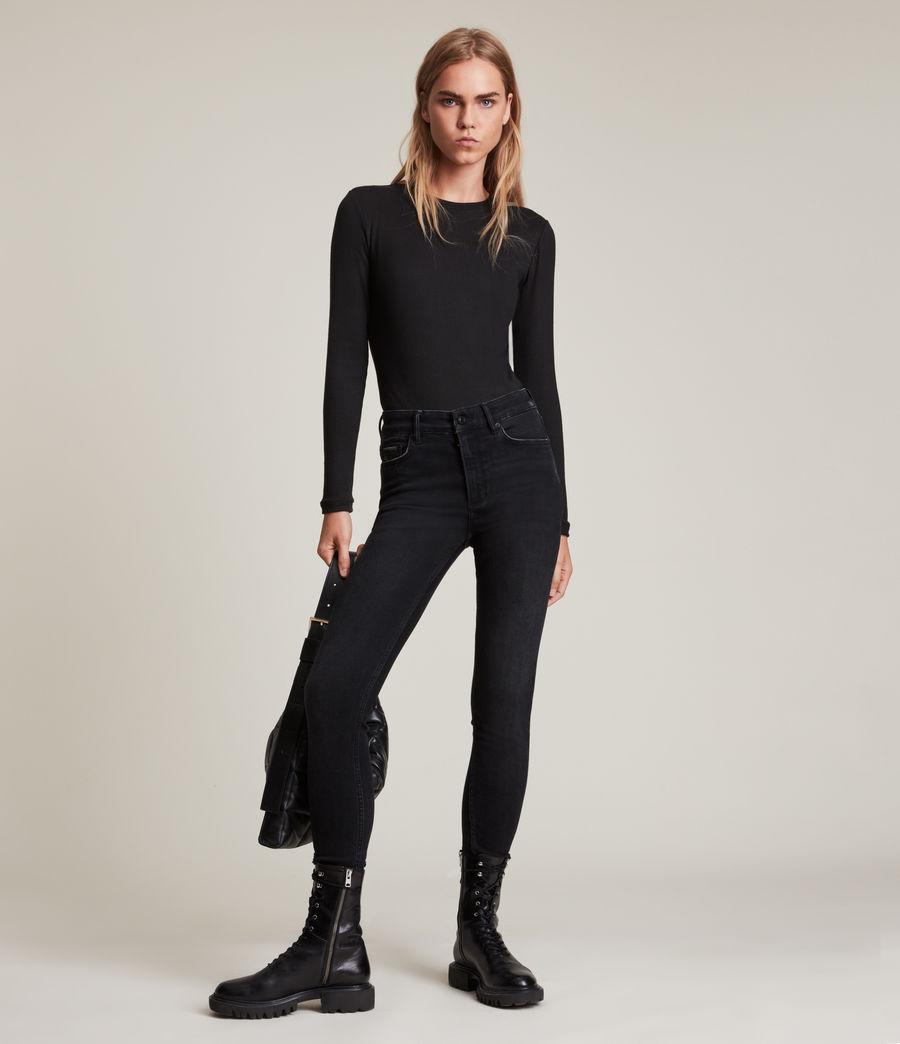 Femmes Molly Bodysuit (black) - Image 4