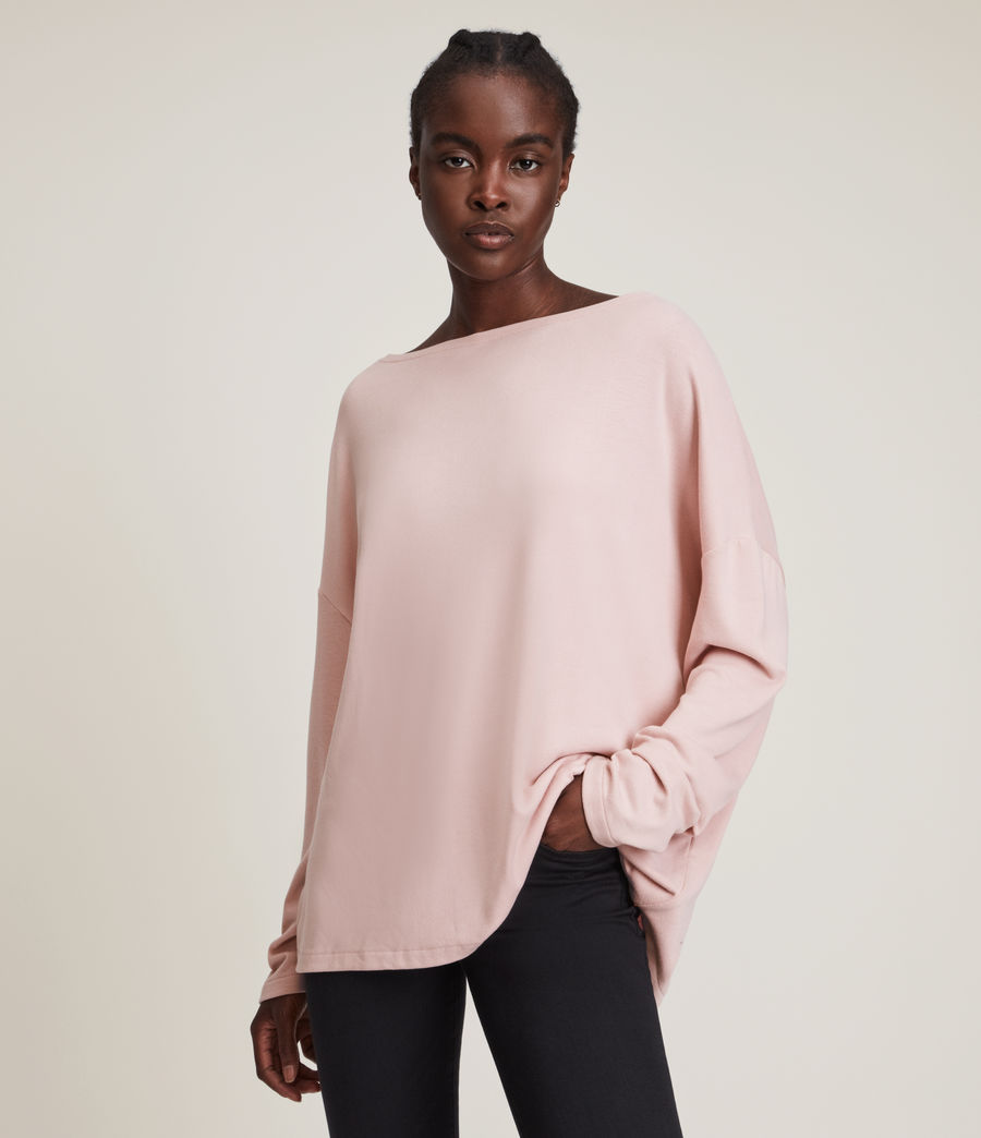Womens Rita T-Shirt (petal_pink) - Image 1