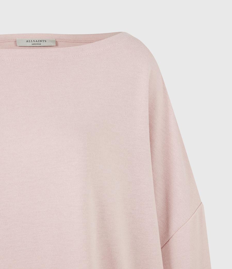 Womens Rita T-Shirt (petal_pink) - Image 5