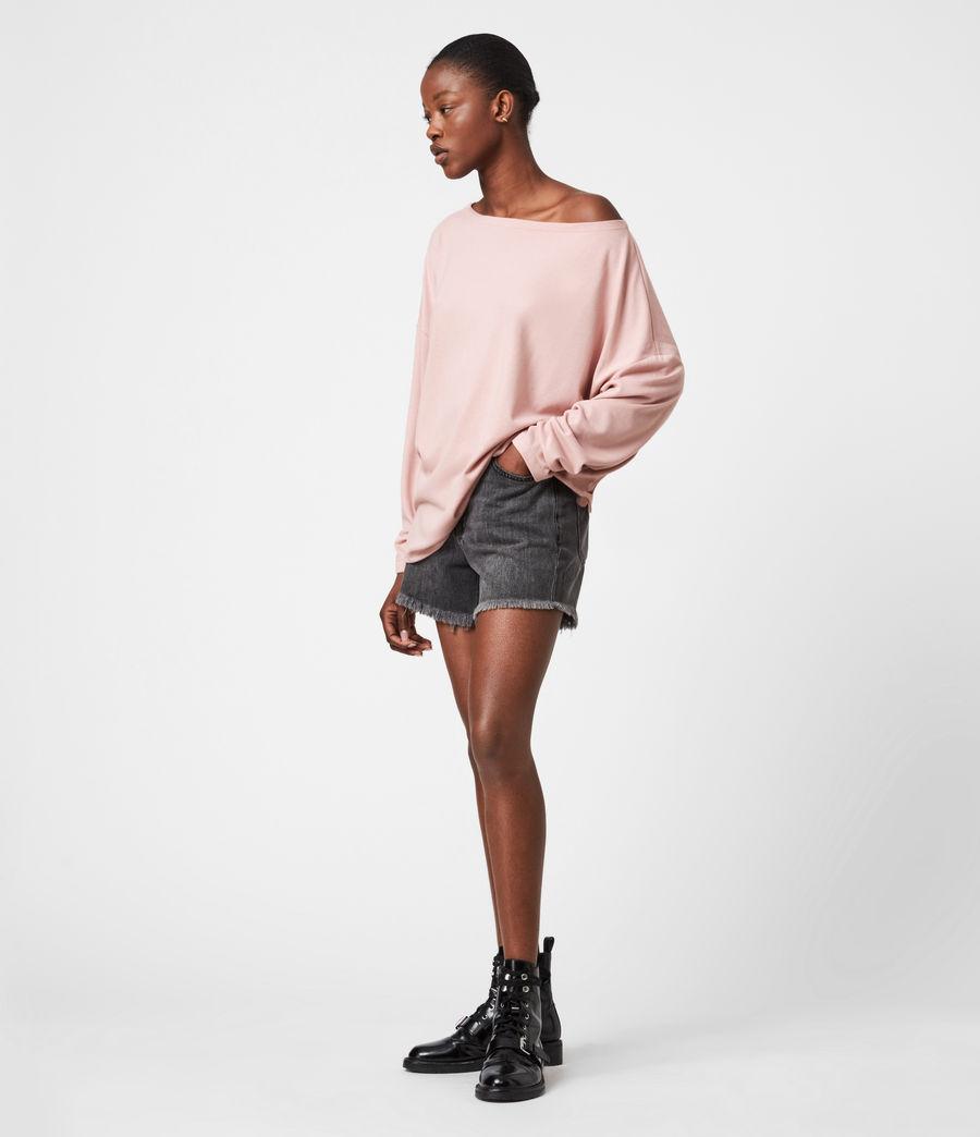 Womens Rita T-Shirt (petal_pink) - Image 6