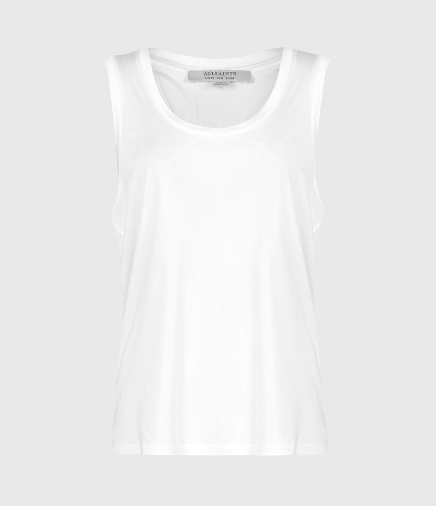 Damen Tessa Tanktop (optic_white) - Image 3