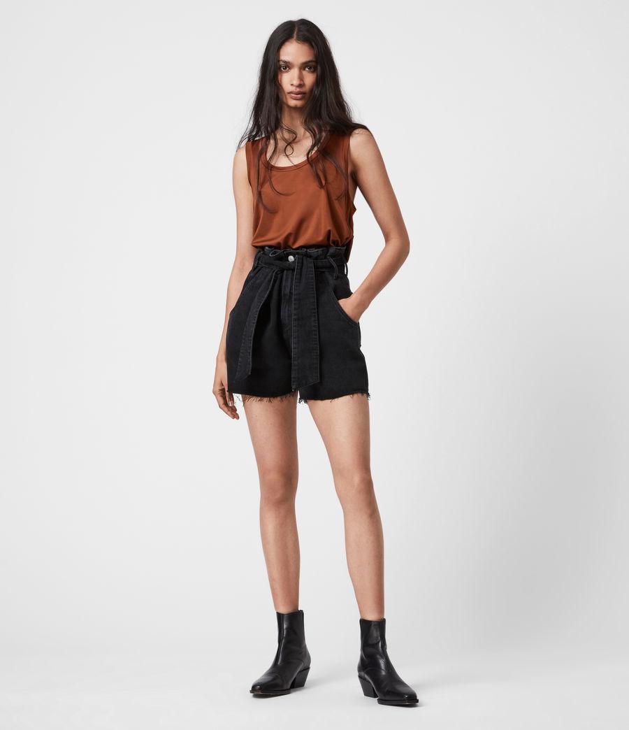 Women's Tessa Cami (foxtail_brown) - Image 4