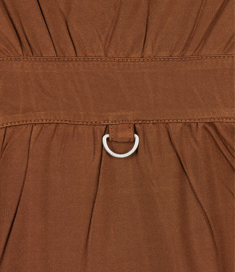 Women's Tessa Cami (foxtail_brown) - Image 6