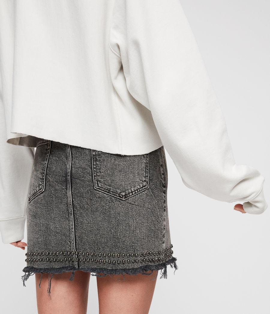 Womens Navarre Sweatshirt (ivory_white) - Image 2