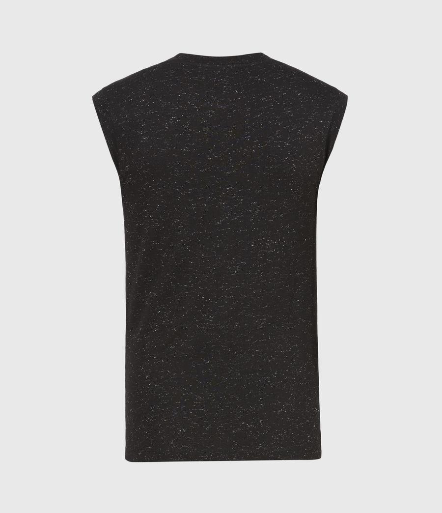 Women's Imogen Shimmer Tank (black) - Image 3
