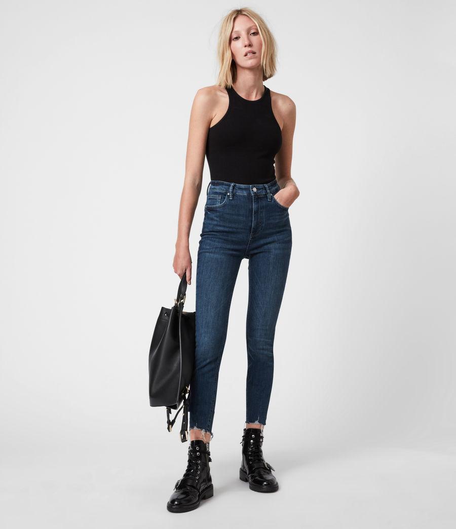 Womens Jamie Bodysuit (black) - Image 1