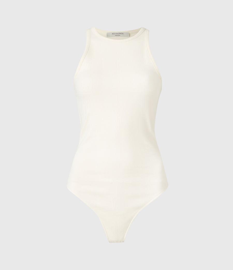 Womens Jamie Bodysuit (linnet_white) - Image 2