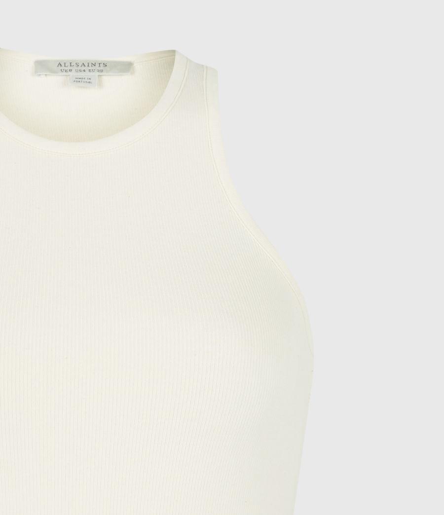 Womens Jamie Bodysuit (linnet_white) - Image 5