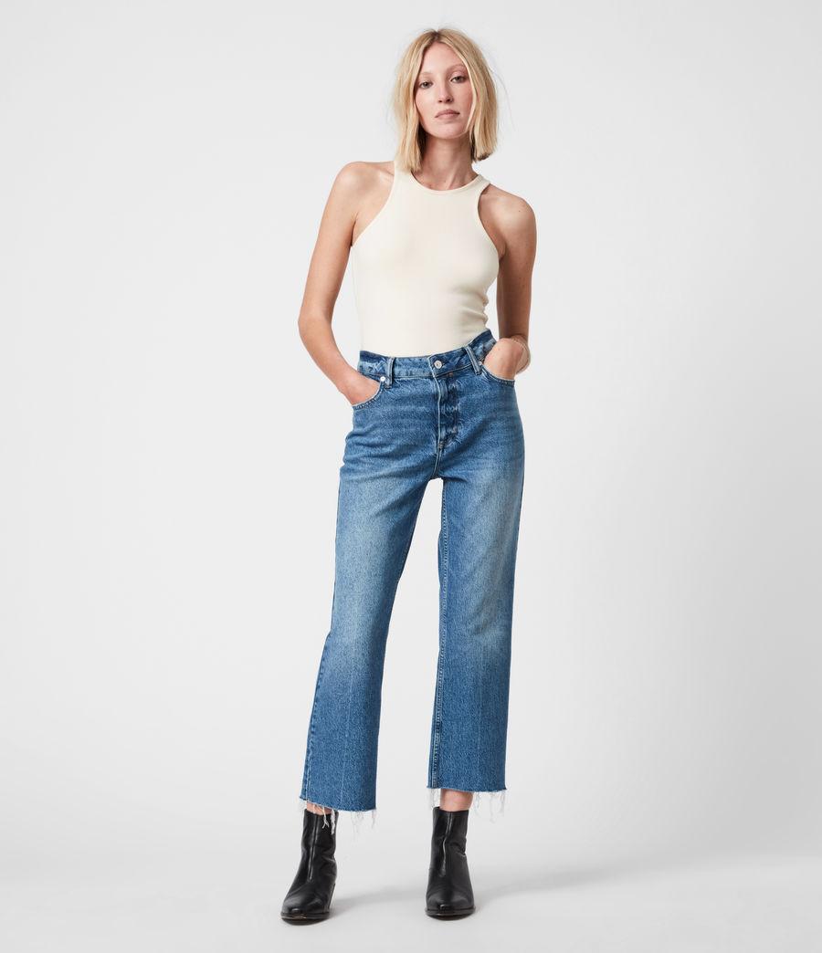 Womens Jamie Bodysuit (linnet_white) - Image 6