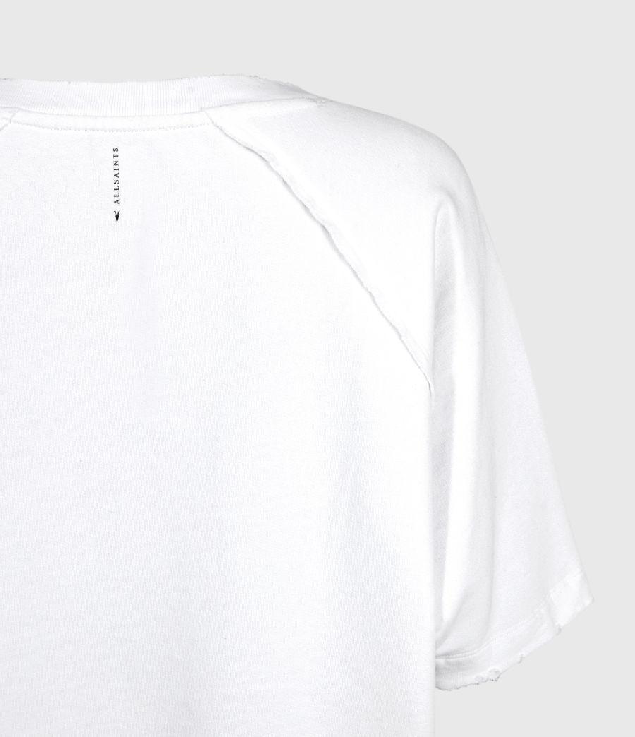 Womens Jessi Sweatshirt (optic_white) - Image 5