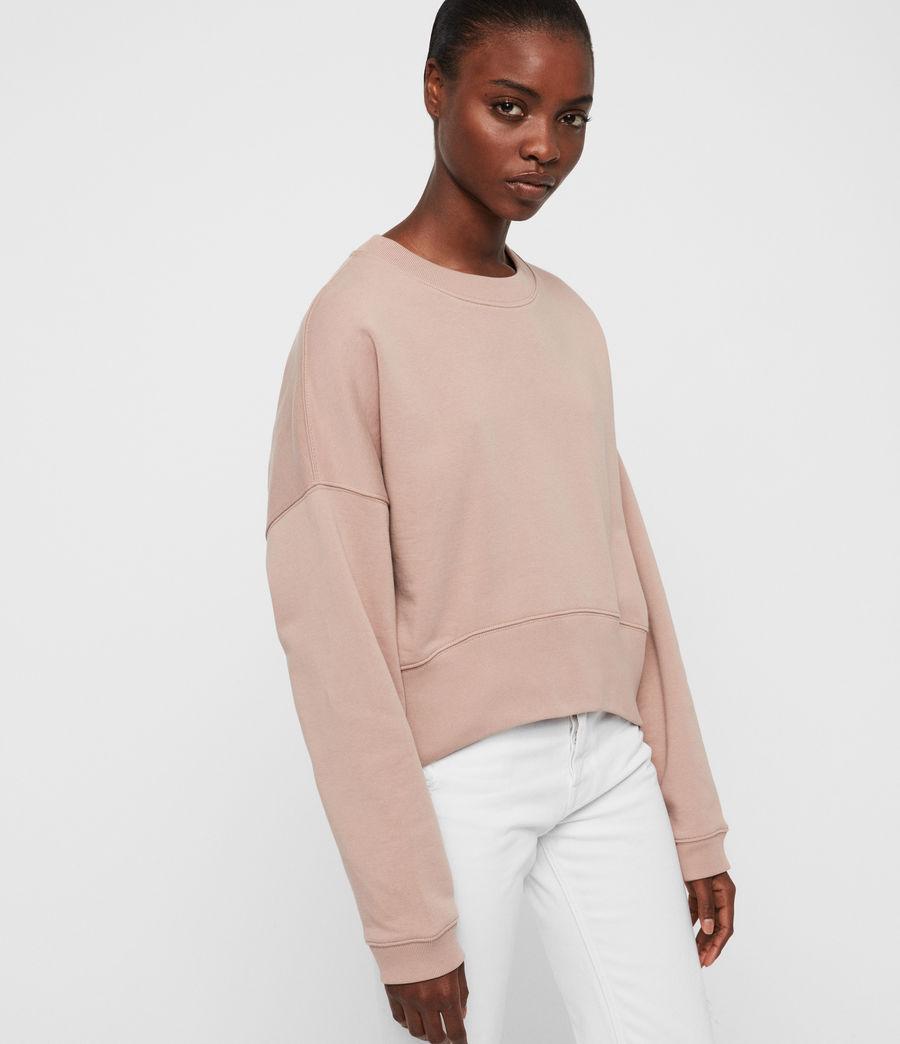 Womens Enrico Sweatshirt (nude_pink) - Image 1