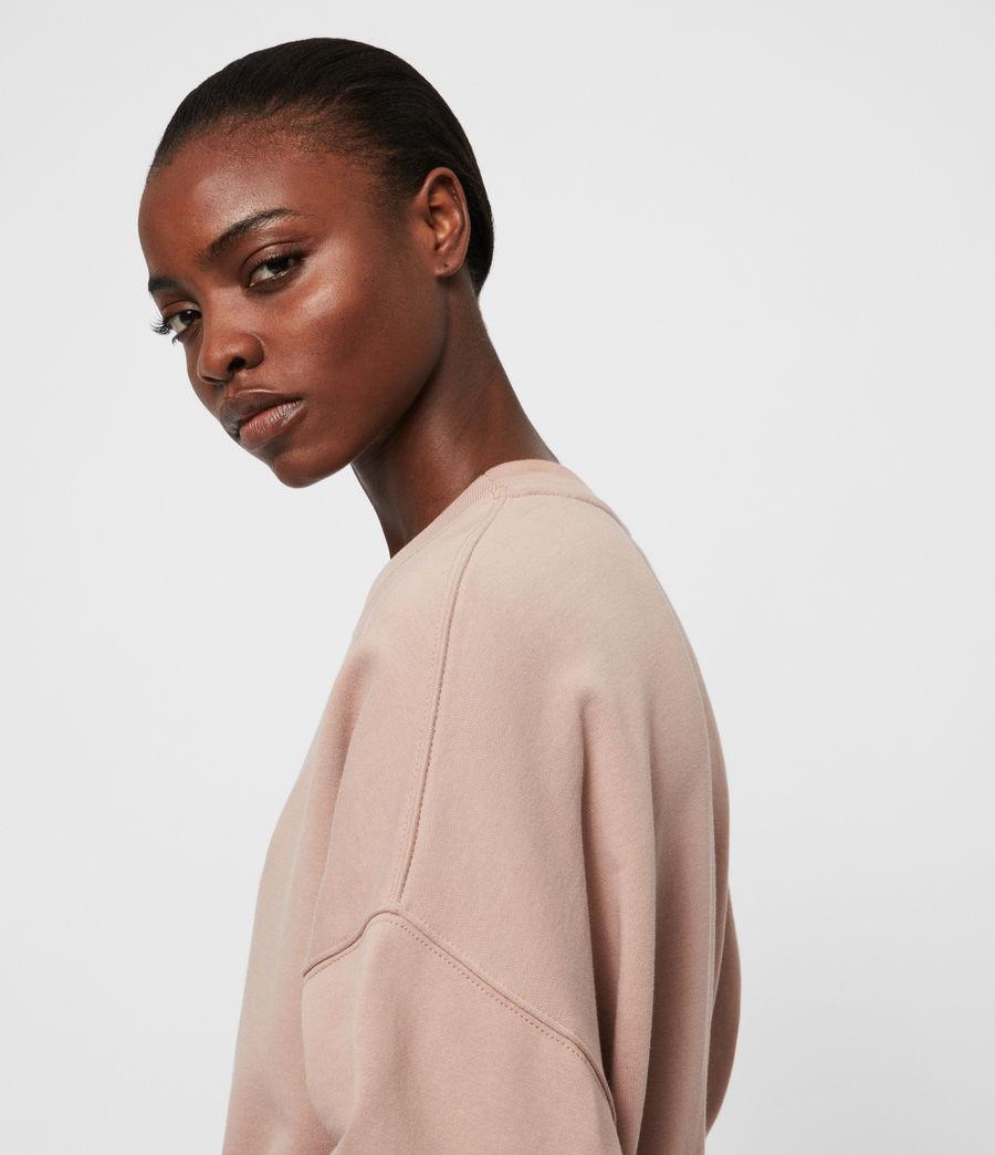 Womens Enrico Sweatshirt (nude_pink) - Image 3