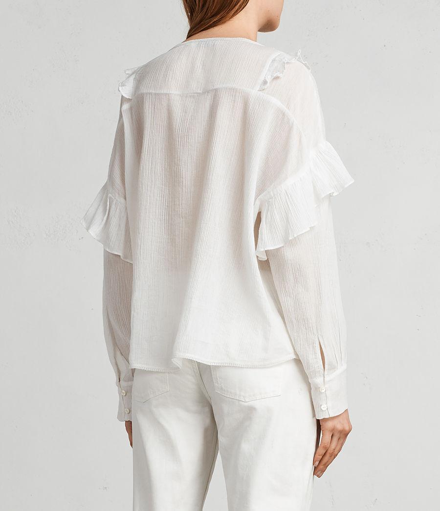 Damen Isa Top (chalk_white) - Image 4