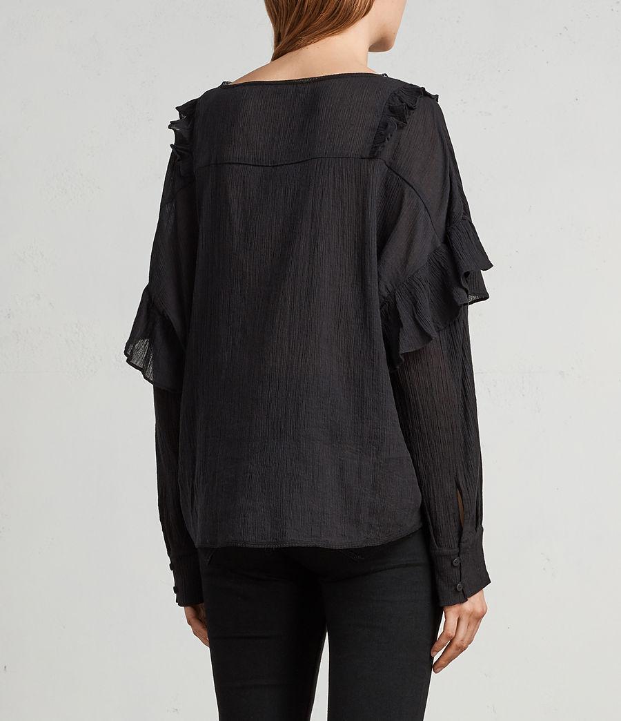 Mujer Top Isa (black) - Image 4