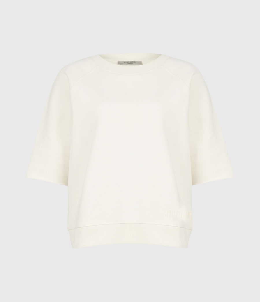 Womens Lila Sweatshirt (ecru_white) - Image 2