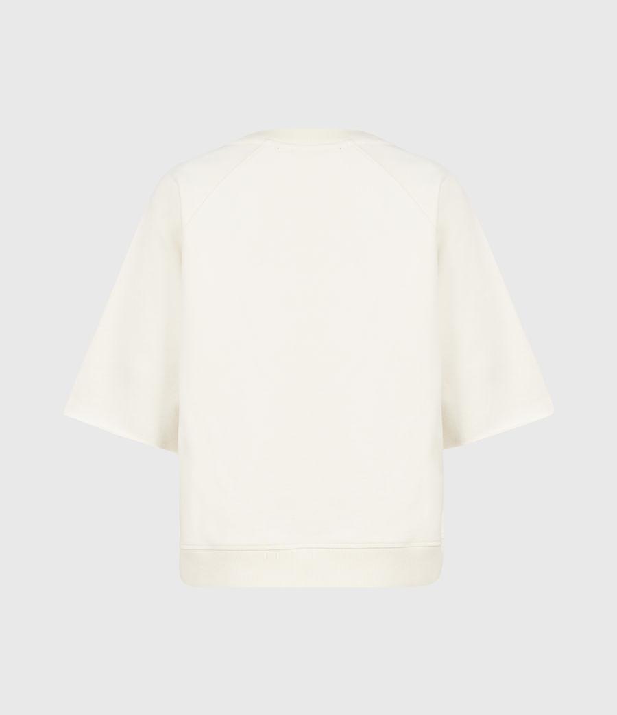 Womens Lila Sweatshirt (ecru_white) - Image 3