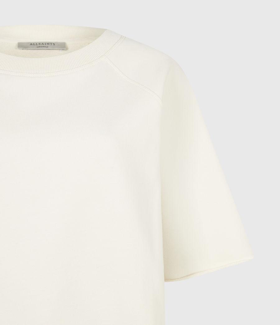 Womens Lila Sweatshirt (ecru_white) - Image 5